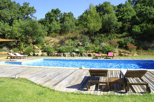 Mas provencal a vendre piscine 10 chambres chambres - Chambre d hotes la londe les maures ...