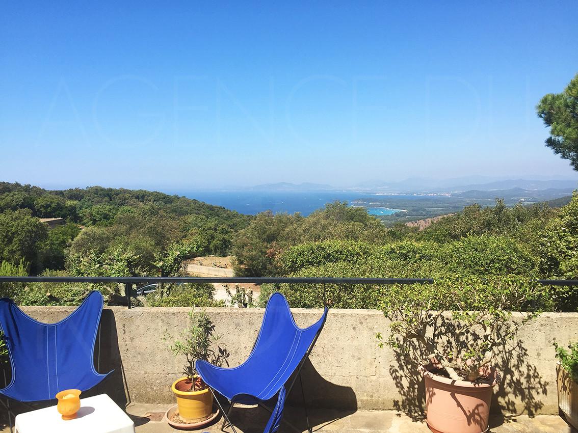 Maison a vendre au gaou b nat maison avec vue mer panoramique dans un domaine priv et - Maison a vendre var pas cher ...