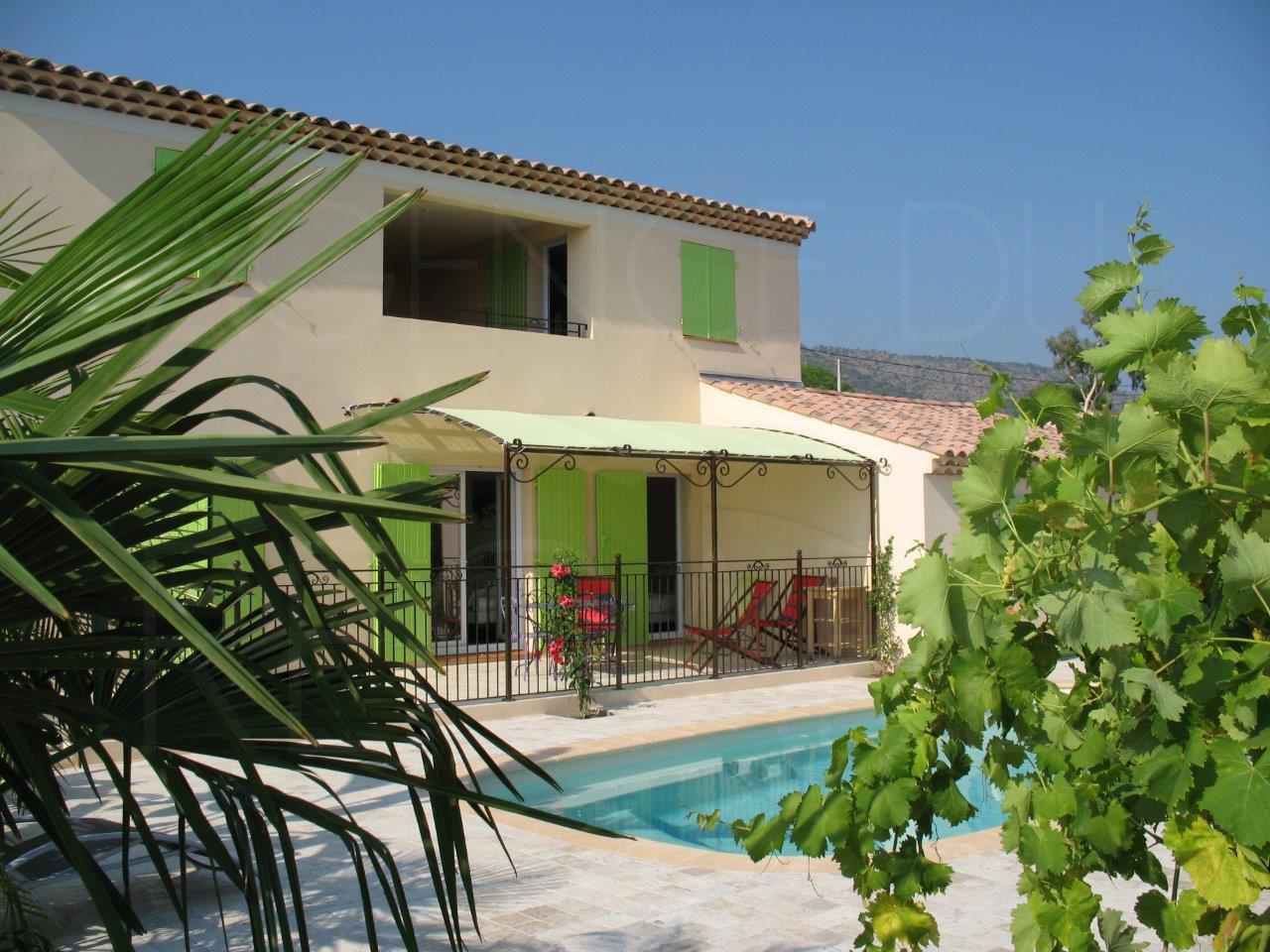 Maison a vendre a bormes les mimosas dans domaine priv villa avec 3 chambres et piscine var - Chambre d hote bormes les mimosas ...