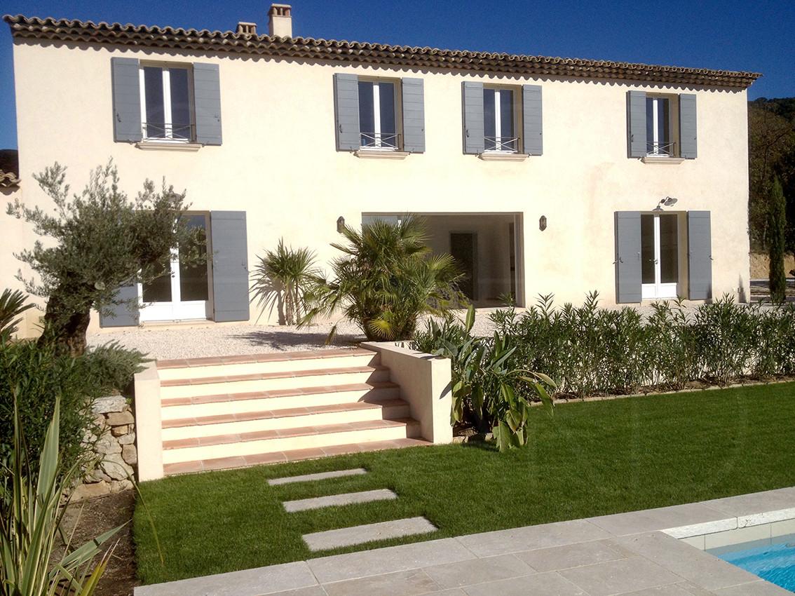 Vendre achat maison villa propri t grimaud port for Achat maison