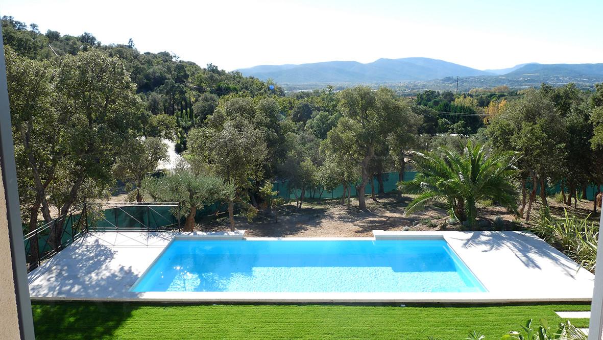 Vendre achat maison villa propri t grimaud port for Camping saint tropez avec piscine