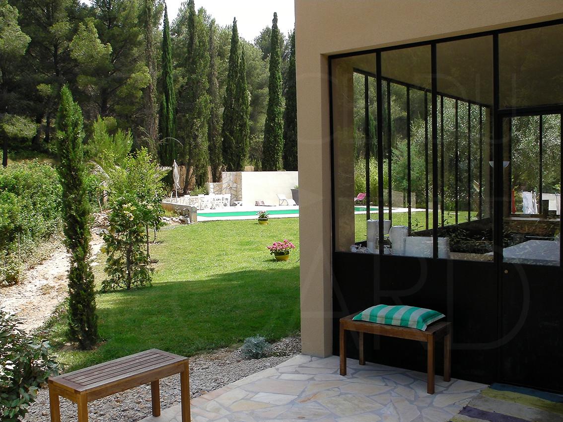 Maison architecte a vendre domaine priv 400 chambres for Architecte jardin